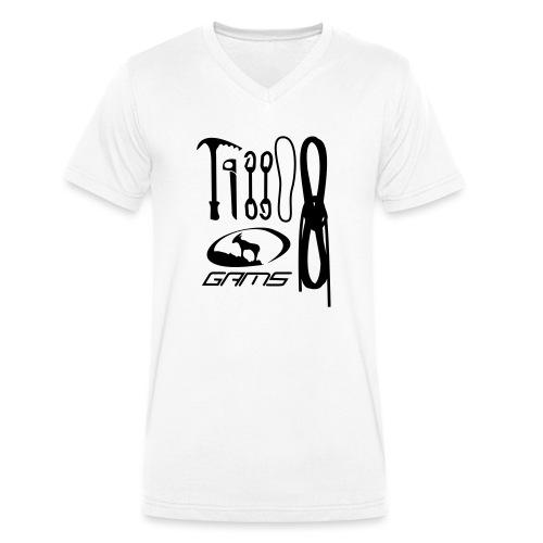Toolbox 2.0 - Männer Bio-T-Shirt mit V-Ausschnitt von Stanley & Stella