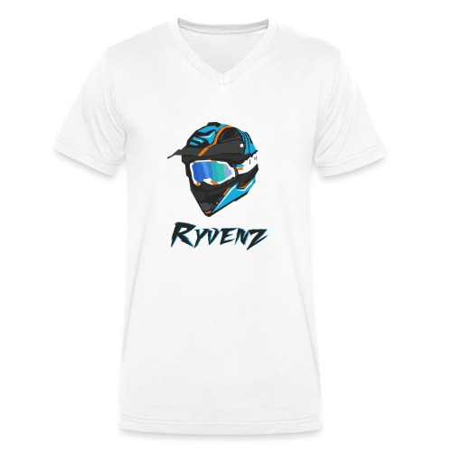 T SHIRT RYVENZ N2 - T-shirt bio col V Stanley & Stella Homme