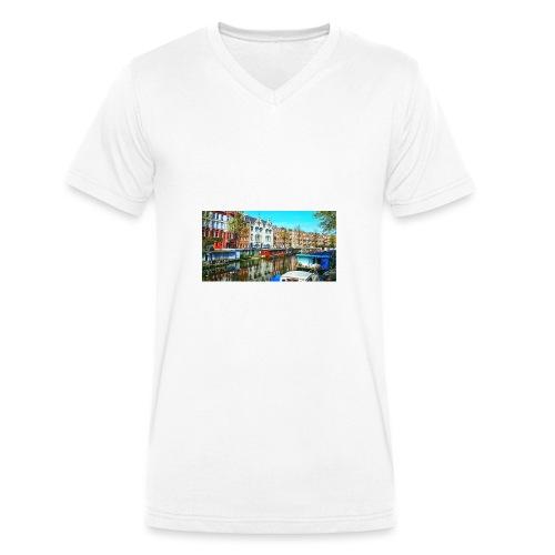 image - T-shirt bio col V Stanley & Stella Homme
