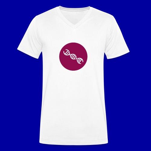 DNA - Männer Bio-T-Shirt mit V-Ausschnitt von Stanley & Stella