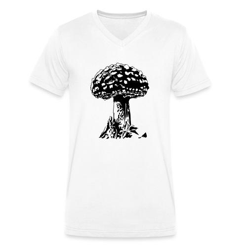 shrum - T-shirt bio col V Stanley & Stella Homme
