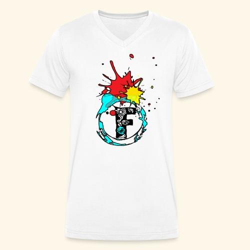 Sport wear - T-shirt bio col V Stanley & Stella Homme
