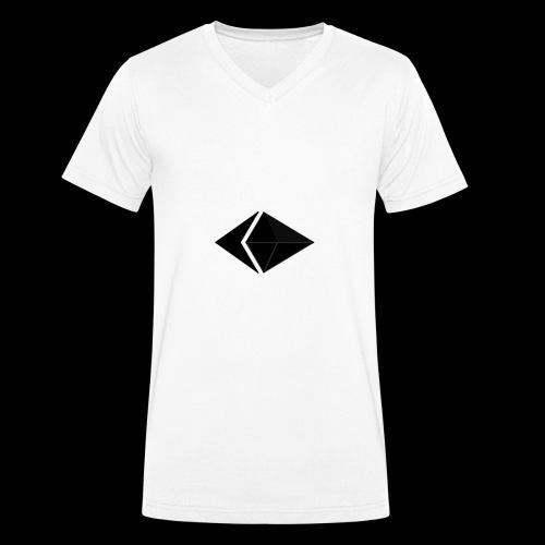 Ethereum Fast - T-shirt bio col V Stanley & Stella Homme