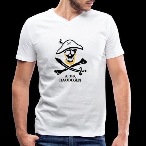 ~ Alter Haudegen ~ - Männer Bio-T-Shirt mit V-Ausschnitt von Stanley & Stella
