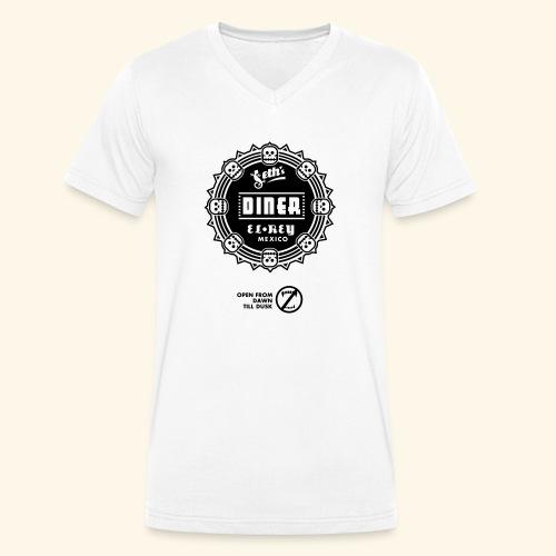Seth's, inverted - Männer Bio-T-Shirt mit V-Ausschnitt von Stanley & Stella