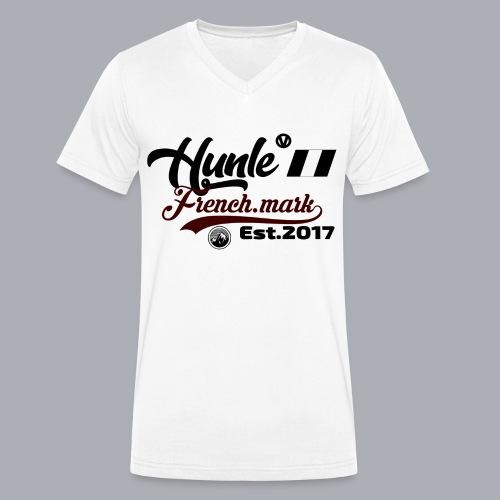 Hunle original 1 - T-shirt bio col V Stanley & Stella Homme