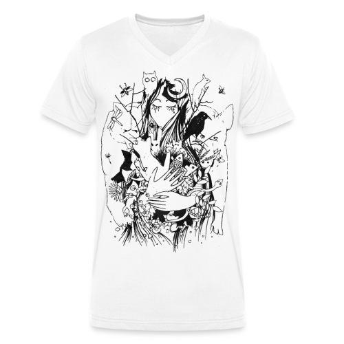 the innocent - Männer Bio-T-Shirt mit V-Ausschnitt von Stanley & Stella