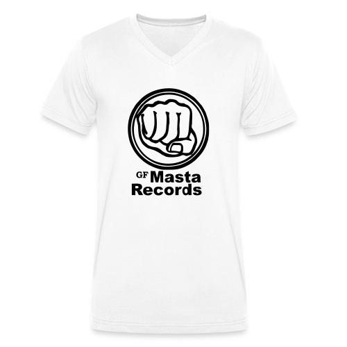 GFMRLOGO - Men's Organic V-Neck T-Shirt by Stanley & Stella