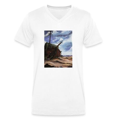 DasBoot - Männer Bio-T-Shirt mit V-Ausschnitt von Stanley & Stella