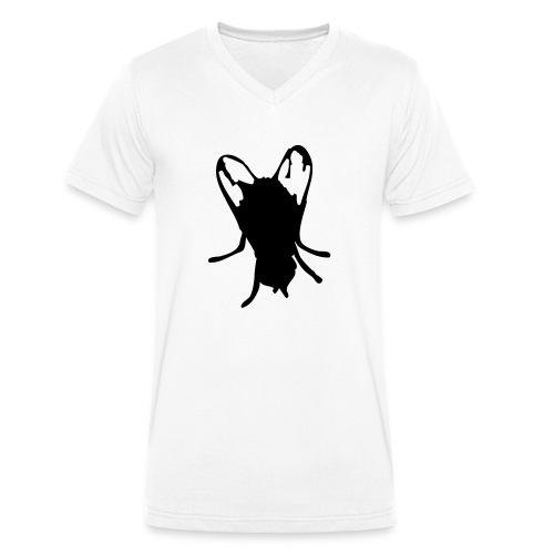 Fly 1c - Männer Bio-T-Shirt mit V-Ausschnitt von Stanley & Stella