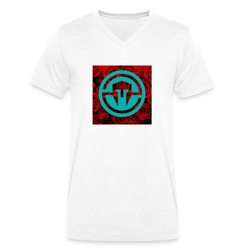 xxImmortalScope - Men's Organic V-Neck T-Shirt by Stanley & Stella