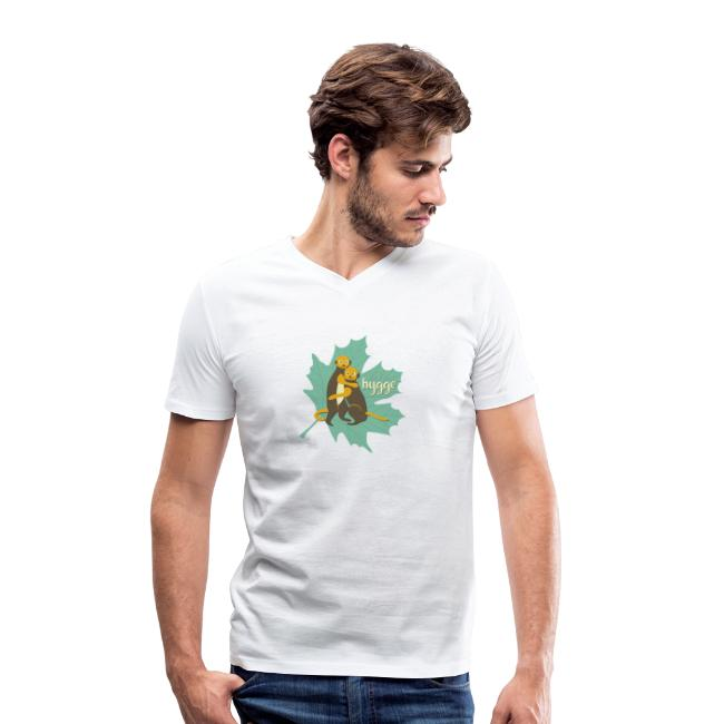 Erdmännchen Herbstfreunde Umarmung - Let's hygge