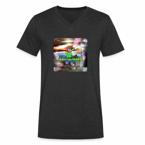 Il mio personaggio - T-shirt ecologica da uomo con scollo a V di Stanley & Stella