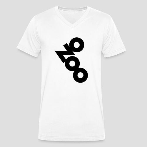 NO ZOO - Männer Bio-T-Shirt mit V-Ausschnitt von Stanley & Stella