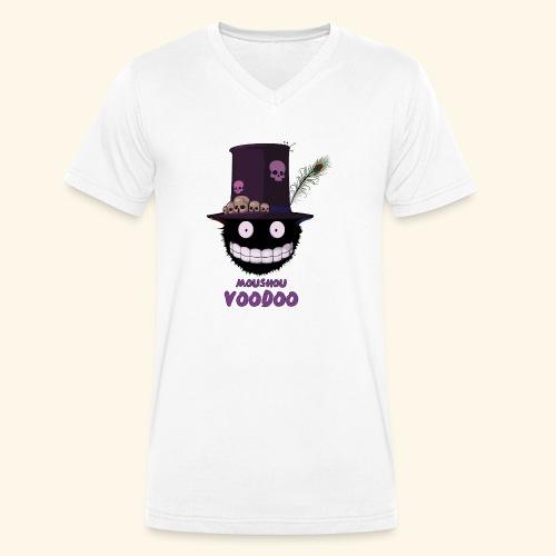 voodoo - T-shirt bio col V Stanley & Stella Homme