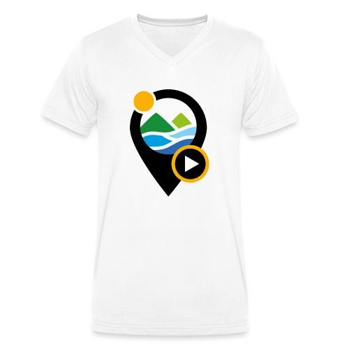 PICTO - T-shirt bio col V Stanley & Stella Homme