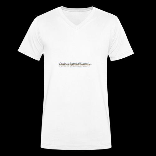 cruiserspecialsounds - Männer Bio-T-Shirt mit V-Ausschnitt von Stanley & Stella