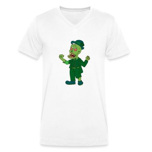 Irish - Men's Organic V-Neck T-Shirt by Stanley & Stella