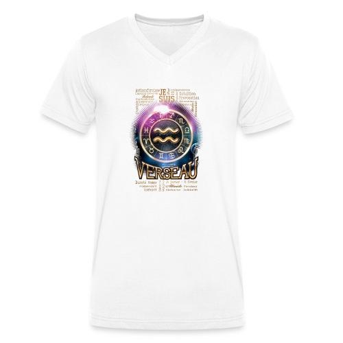 VERSEAU - T-shirt bio col V Stanley & Stella Homme