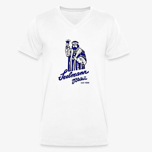 krugNovA2 gif - Männer Bio-T-Shirt mit V-Ausschnitt von Stanley & Stella