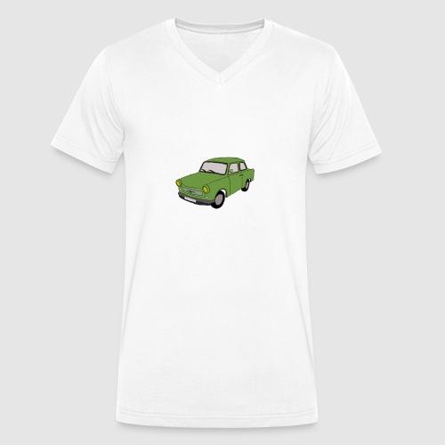 Trabbi - Männer Bio-T-Shirt mit V-Ausschnitt von Stanley & Stella