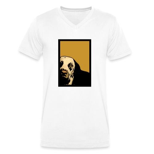 Kalle - Männer Bio-T-Shirt mit V-Ausschnitt von Stanley & Stella