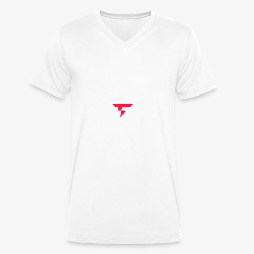 FAXEL BRAND - Men's Organic V-Neck T-Shirt by Stanley & Stella
