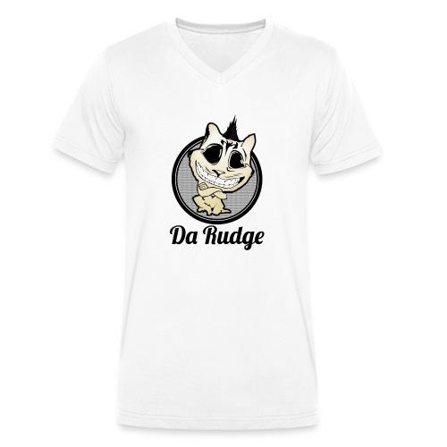 Fan based shop Darudge - Mannen bio T-shirt met V-hals van Stanley & Stella