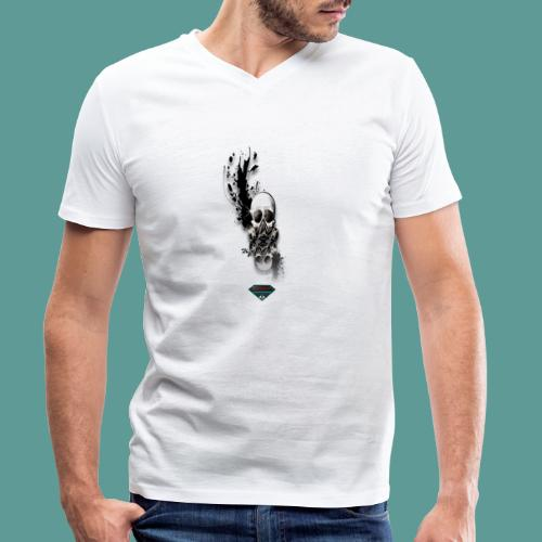 Mutagene Graff - T-shirt bio col V Stanley & Stella Homme