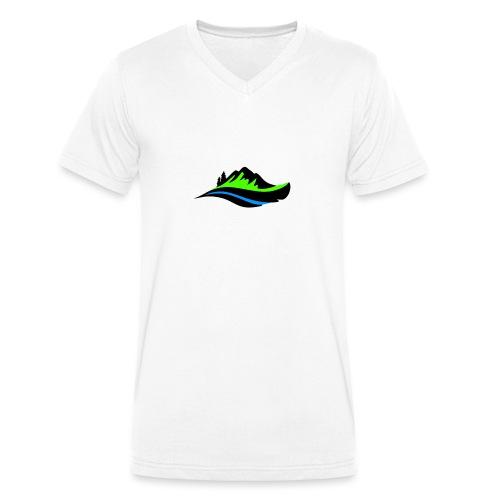 Modern Hoodie Unisex - Ekologisk T-shirt med V-ringning herr från Stanley & Stella