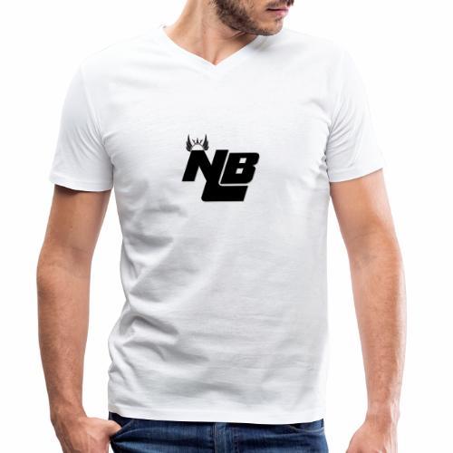 nb - Männer Bio-T-Shirt mit V-Ausschnitt von Stanley & Stella