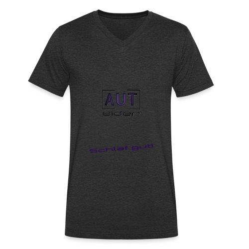 Avatarp png - Männer Bio-T-Shirt mit V-Ausschnitt von Stanley & Stella