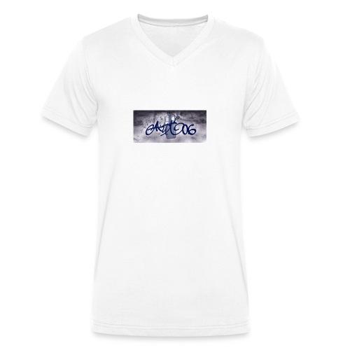 New Akut06Style 2013 jpg - Männer Bio-T-Shirt mit V-Ausschnitt von Stanley & Stella