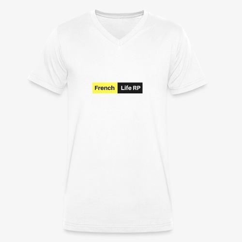 image officielle du serv - T-shirt bio col V Stanley & Stella Homme