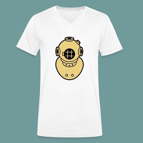 scaph_02 - T-shirt bio col V Stanley & Stella Homme