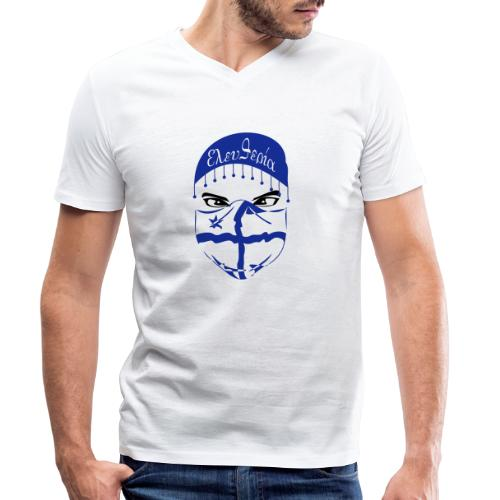 eleftheria - Männer Bio-T-Shirt mit V-Ausschnitt von Stanley & Stella