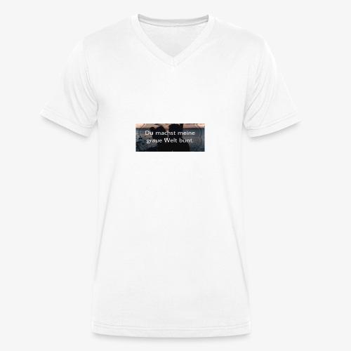 C60B7A98 250D 40B9 AD6C 5B4911E4ED2F - Männer Bio-T-Shirt mit V-Ausschnitt von Stanley & Stella