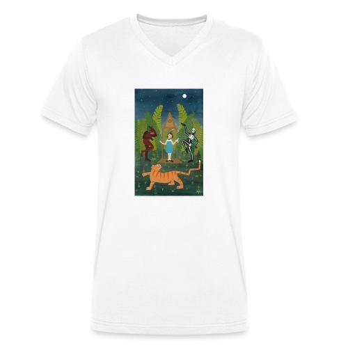 Sabbat - T-shirt bio col V Stanley & Stella Homme