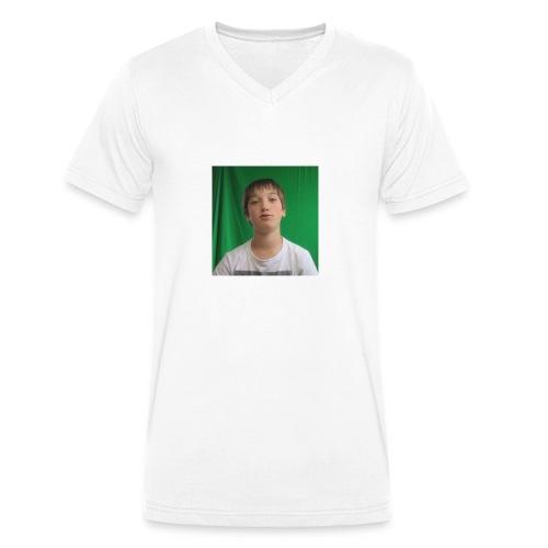 Game4you - Mannen bio T-shirt met V-hals van Stanley & Stella