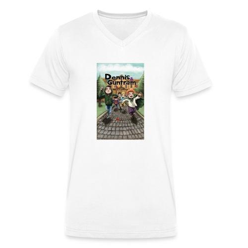 DuG-Band1-Kurztitel - Männer Bio-T-Shirt mit V-Ausschnitt von Stanley & Stella