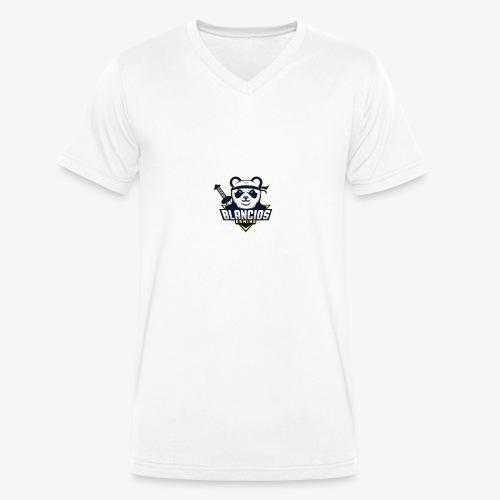 Blancios Gaming - Ekologisk T-shirt med V-ringning herr från Stanley & Stella