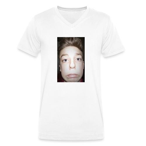 Gj Skillz - Men's Organic V-Neck T-Shirt by Stanley & Stella