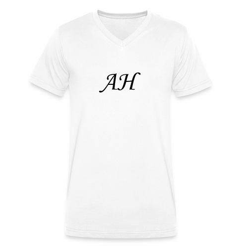 ah - T-shirt bio col V Stanley & Stella Homme