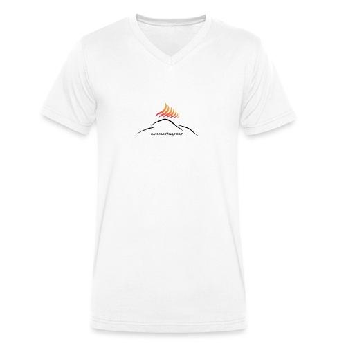auroracottage.com - Männer Bio-T-Shirt mit V-Ausschnitt von Stanley & Stella