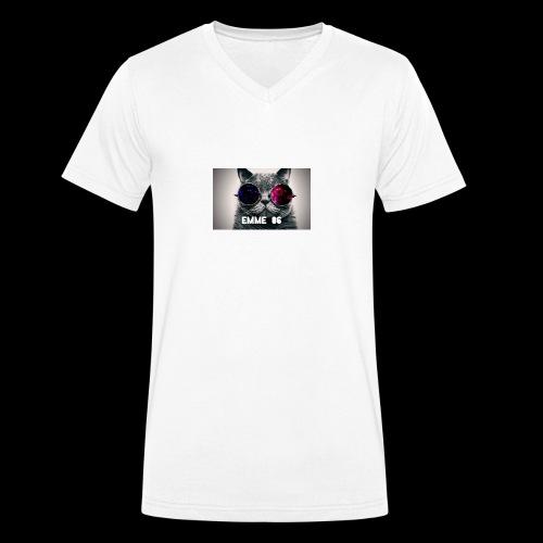 cool wallpaper 1 Fotor - Ekologisk T-shirt med V-ringning herr från Stanley & Stella