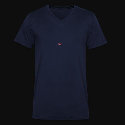 TEE - Men's Organic V-Neck T-Shirt by Stanley & Stella