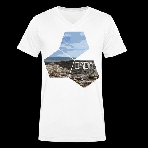 SummerRocks - Men's Organic V-Neck T-Shirt by Stanley & Stella