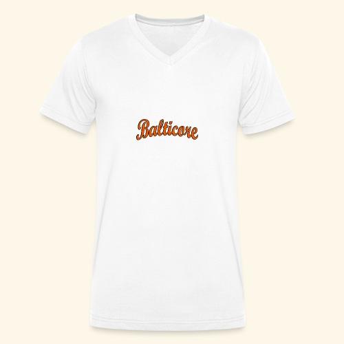 Balticore - Männer Bio-T-Shirt mit V-Ausschnitt von Stanley & Stella