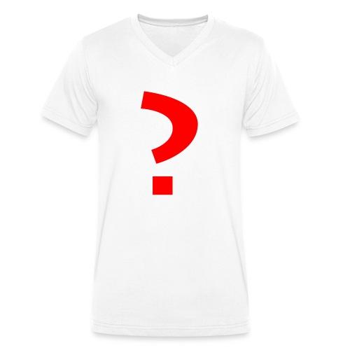WattNu? - Männer Bio-T-Shirt mit V-Ausschnitt von Stanley & Stella