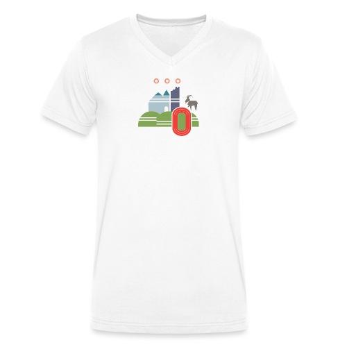 Götzis - Männer Bio-T-Shirt mit V-Ausschnitt von Stanley & Stella